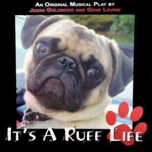 Jesse Goldberg | It's A Ruff Life | CD