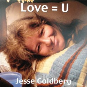 Jesse Goldberg | Love = U | Album Cover