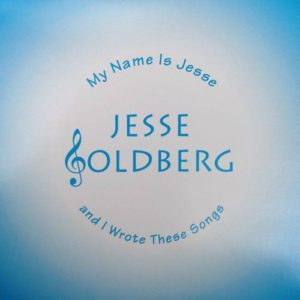 Jesse Goldberg - My Name Is Jesse - Album Cover