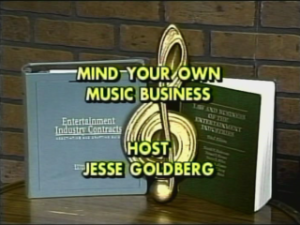 Mind Your Own Music Business (TV Show) | Nashville, Tennessee