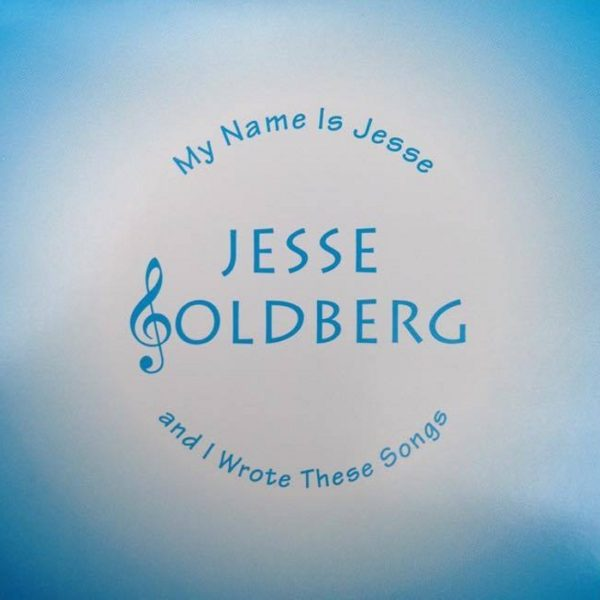 Jesse Goldberg - My Name Is Jesse - Album Cover